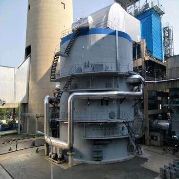 华夏电力嵩屿电厂4×300MW机组海水脱硫系统提效改造EPC 工程