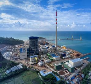 印尼万丹1×670MW超临界电厂脱硫工程