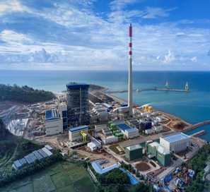 Indonesia Banten Coal Fired Power Plant  Seawater FGD Project